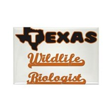 Texas Wildlife Biologist Magnets