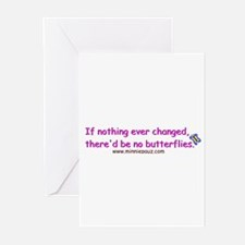 Afraid of Change? Greeting Cards (Pk of 10)