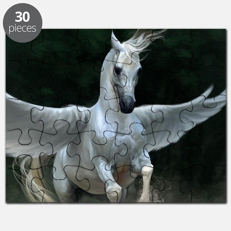 White Pegasus Puzzle