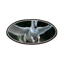 White Pegasus Patch