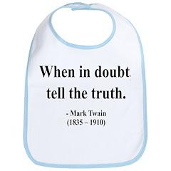 Mark Twain 24 Bib