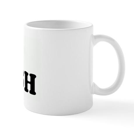 I Love D CASH Mug