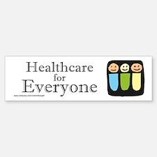 Universal Health care (Bumper)