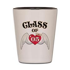 Class of '05 Shot Glass