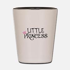 Little Princess Shot Glass