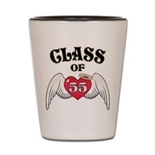 Class of '55 Shot Glass