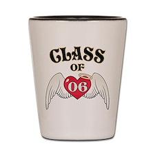 Class of '06 Shot Glass