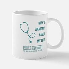 SAVED MY LIFE! Mug