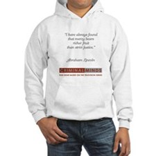 ABE LINCOLN QUOTE Hoodie