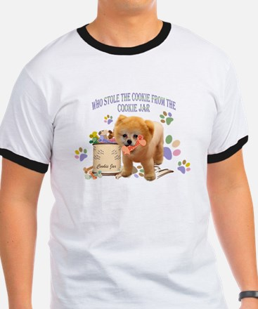 Pomeranian Store The Cookie T-Shirt