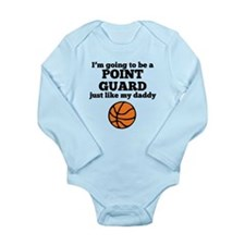 Point Guard Like My Daddy Body Suit