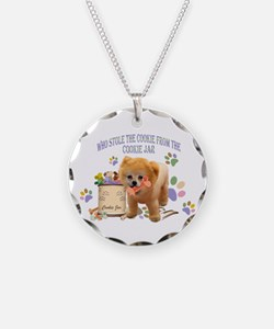 Pomeranian Store The Cookie Necklace