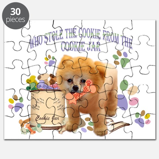 Pomeranian Store The Cookie Puzzle