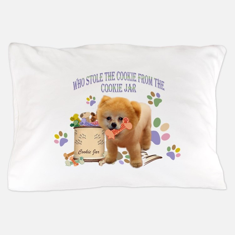 Pomeranian Store The Cookie Pillow Case