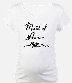 Classic Maid of Honor Shirt