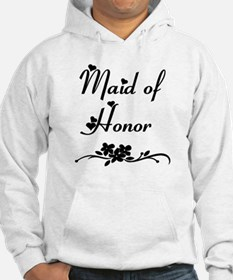 Classic Maid of Honor Hoodie