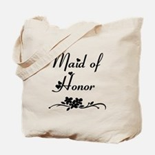 Classic Maid of Honor Tote Bag