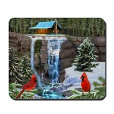 The Cardinal Rules Mousepad
