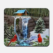 The Cardinal Rules Mousepad