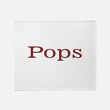 Pops Throw Blanket