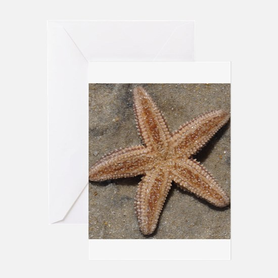 One Perfect Starfish.... Greeting Cards