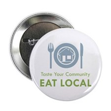 "Taste Local 2.25"" Button (100 pack)"