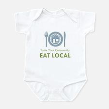 Taste Local Infant Bodysuit