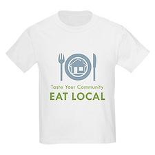 Taste Local T-Shirt