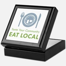 Taste Local Keepsake Box