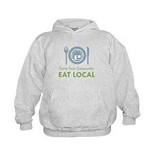 Taste Local Hoodie