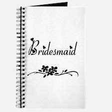 Classic Bridesmaid Journal