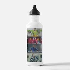 5sos superheroes  Water Bottle