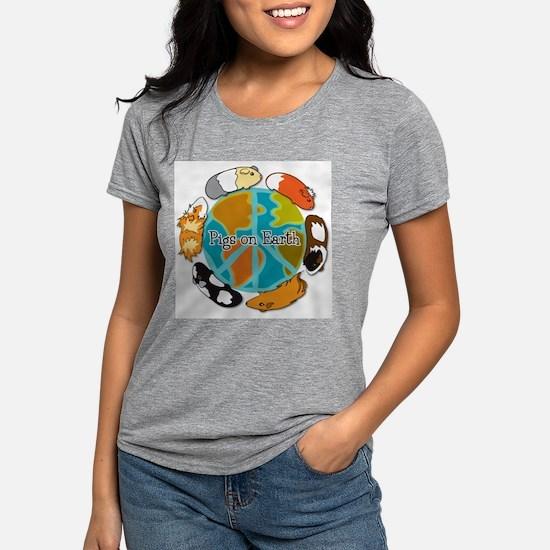RoundpigsonearthN.jpg T-Shirt