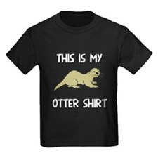 this is my otter T