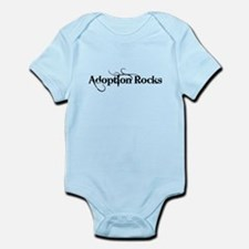 Adoption Rocks Body Suit
