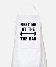 Meet me at the bar Apron