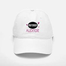 Retired Auditor Baseball Baseball Cap