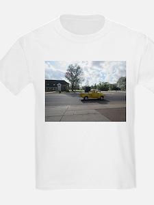 Antique Yellow Truck T-Shirt