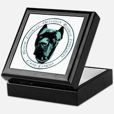 Unique Cane corso Keepsake Box