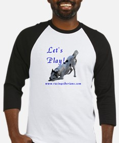Let's Play! Baseball Jersey