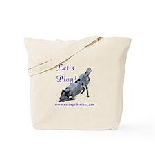 Let's Play! Tote Bag