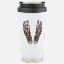 Vintage Human Anatomy F Stainless Steel Travel Mug