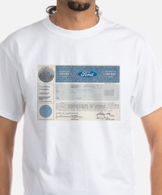 Ford Stock Shirt