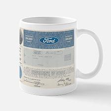 Ford Stock Mug