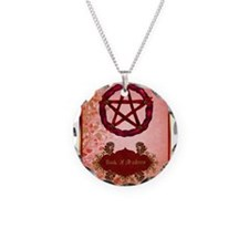 Book of Shadows Necklace