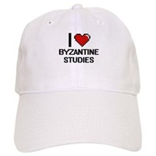 I Love Byzantine Studies Baseball Cap