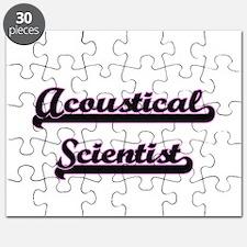 Acoustical Scientist Classic Job Design Puzzle