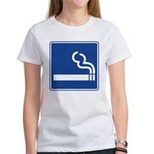 Smoking Sign Tee