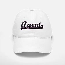Agent Classic Job Design Baseball Baseball Cap