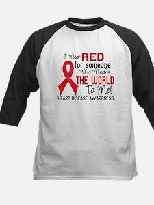 Heart Disease MeansWorldToMe2 Tee